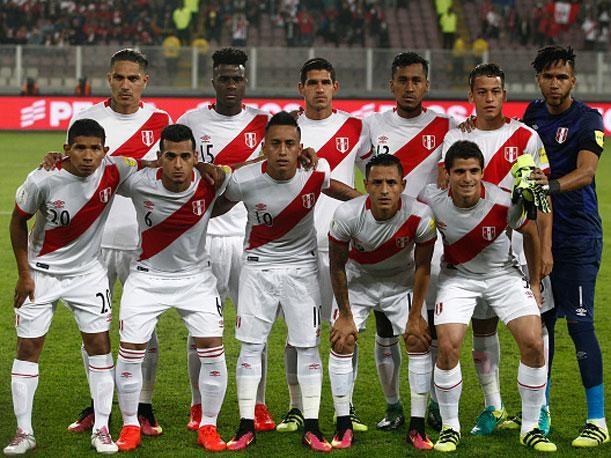 Paraguay - Peru