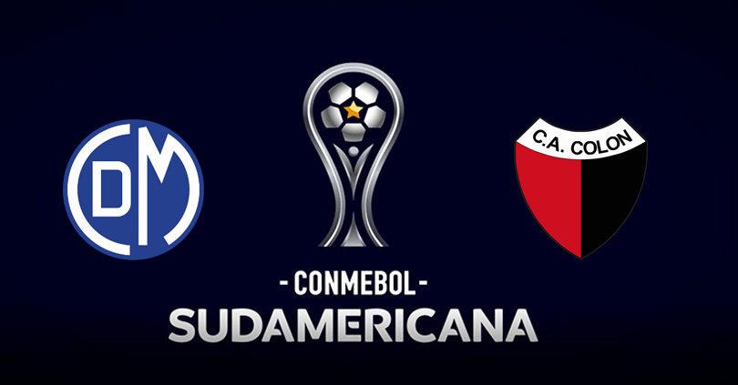 Copa Sudamericana : cuotas del Municipal – Colón