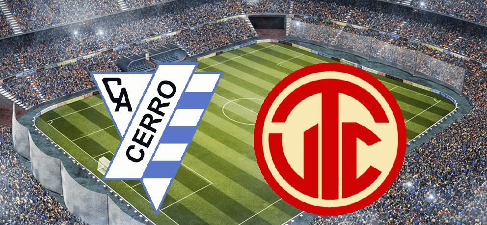 Copa Sudamericana : cuotas de Cerro – UTC