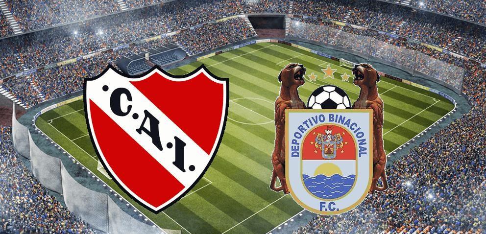 Copa Sudamericana : cuotas del Independiente – Binacional