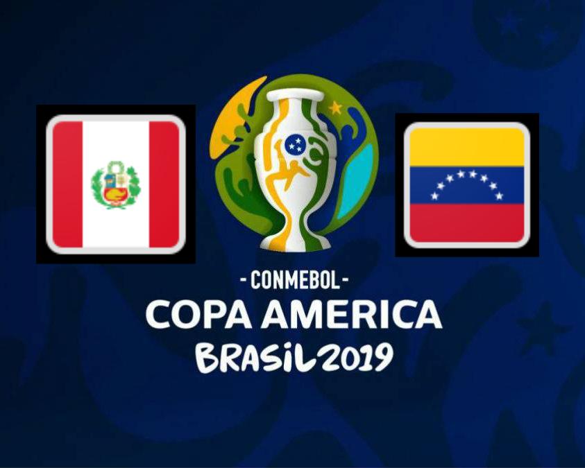Especiales de Betsson Copa América : Venezuela – Perú