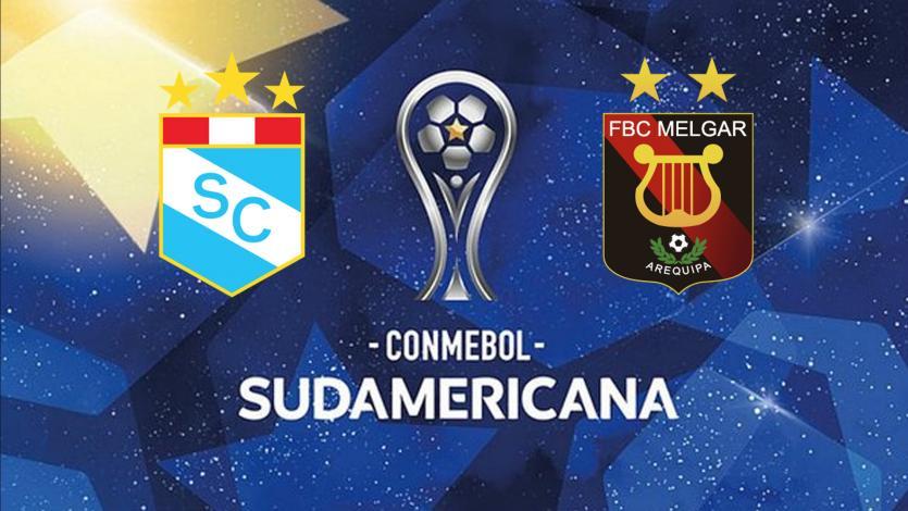 Copa Sudamericana : cuotas de los partidos de Melgar y Cristal