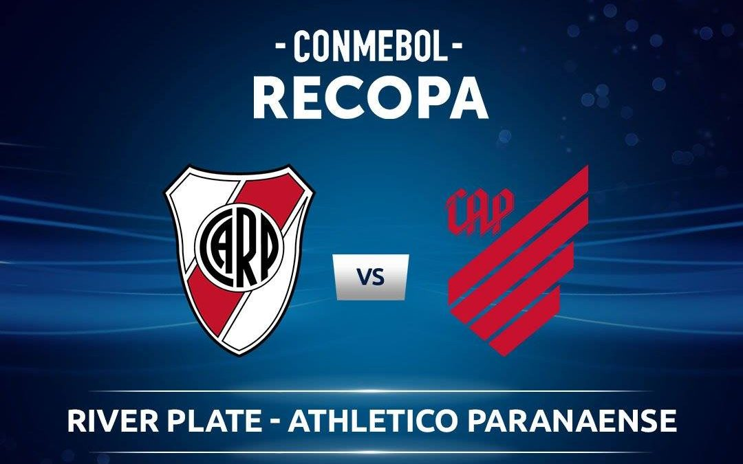 Recopa Sudamericana : cuotas del River Plate – Athlético Paranaense