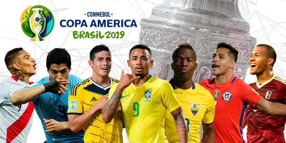 Cuotas de cuartos de final en Copa América