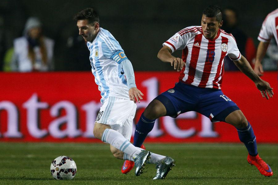 Copa América: Todo sobre Argentina – Paraguay