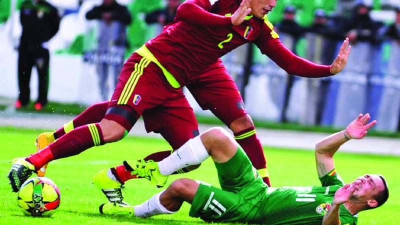 Copa América: Previa Bolivia – Venezuela