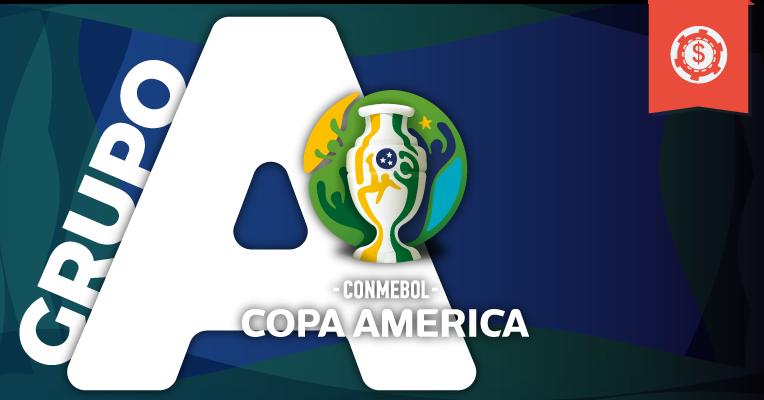 Copa América : Análisis de mejores cuotas del Grupo A