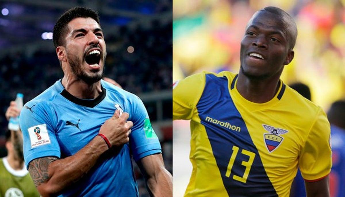 Copa América : cuotas del Uruguay – Ecuador