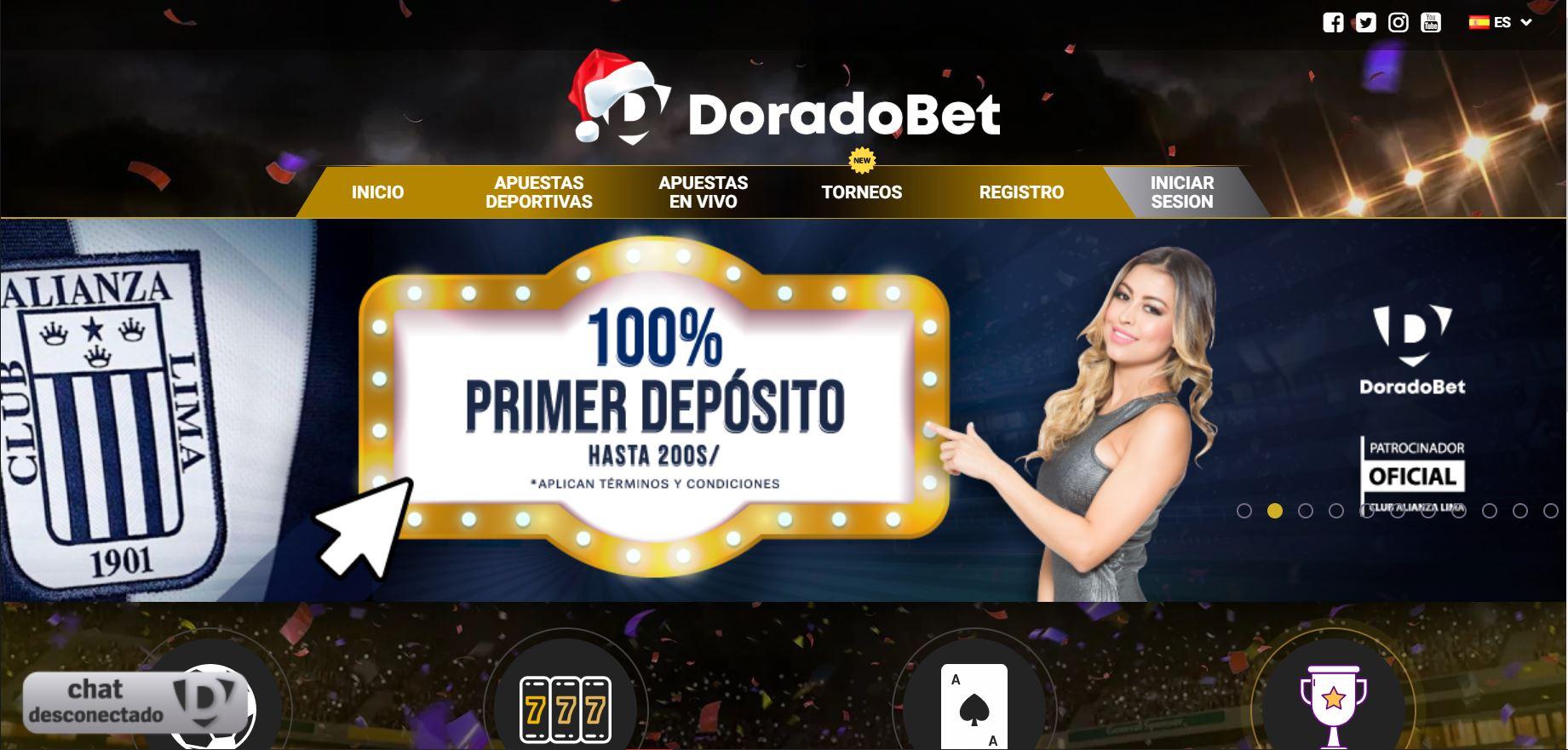 DoradoBet Perú