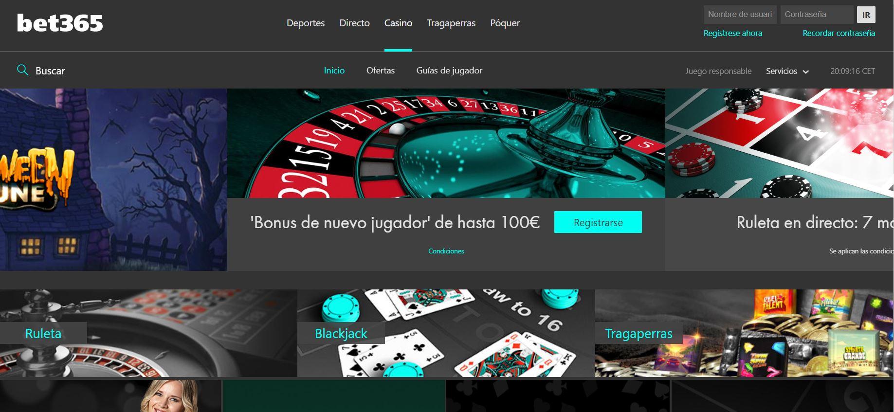 Bet365 Casino perú