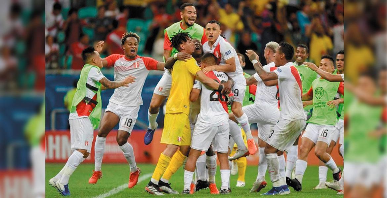 Semifinales de Copa América
