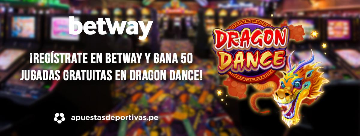Promo Betway Casino Perú