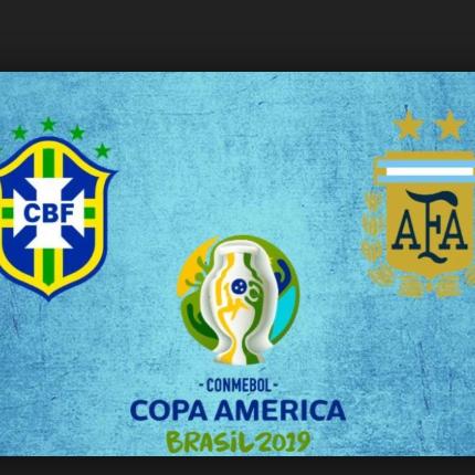 Semifinal Copa América: Previa Brasil – Argentina