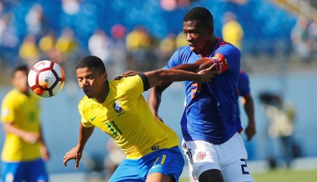 Brasil le saca el lustre a su título de la Copa América ante Colombia en Miami