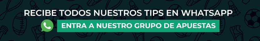 Grupo de whatsapp apuestasdeportivas.pe