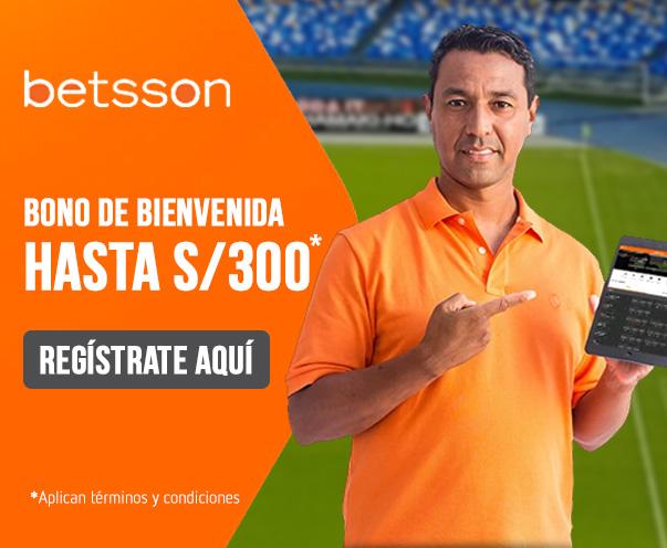 Anuncio Betsson Perú