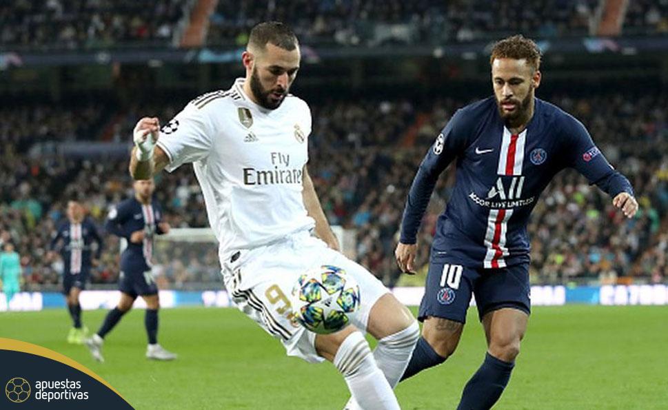 Real Madrid vs PSG