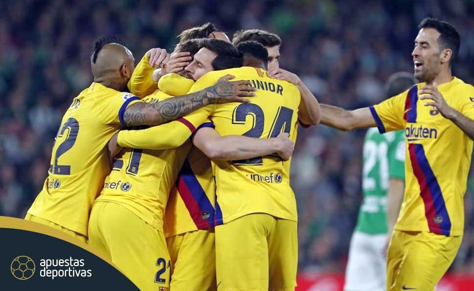 Barcelona apuestas deportivas Peru