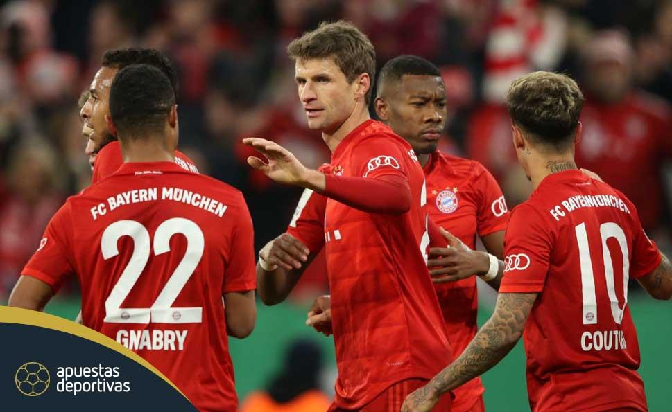 Bayern Munich apuestas deportivas peru