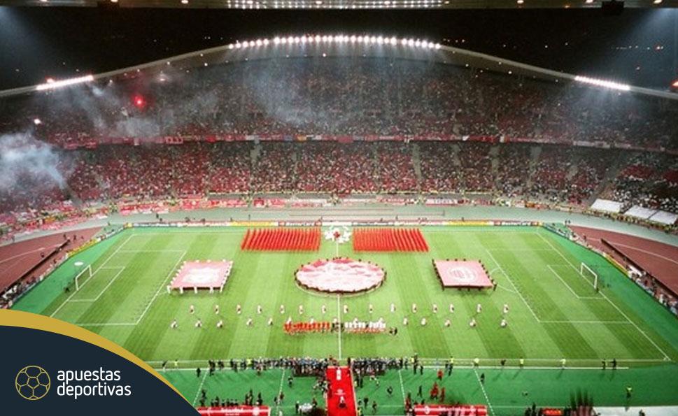 Estadio Final Champions League