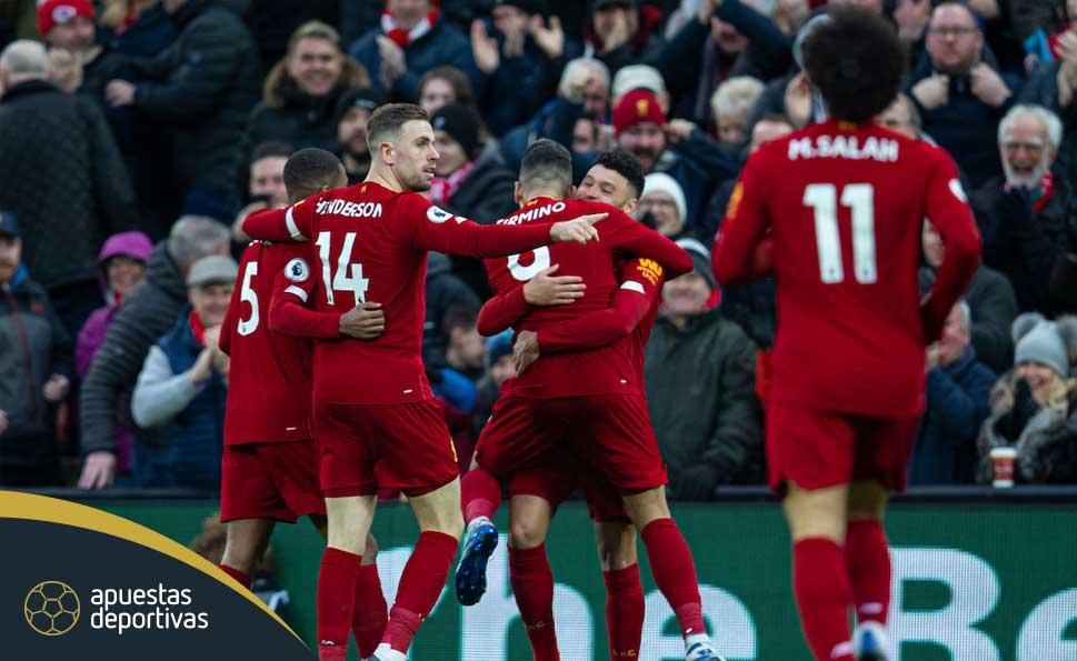 Apuestas Liverpool Peru