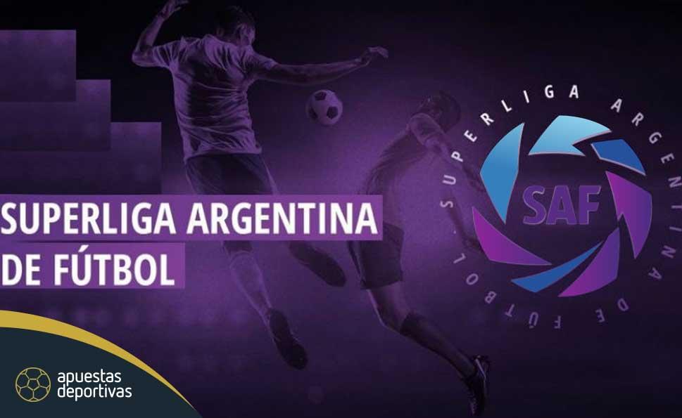 Superliga argentina de futbol apuestas