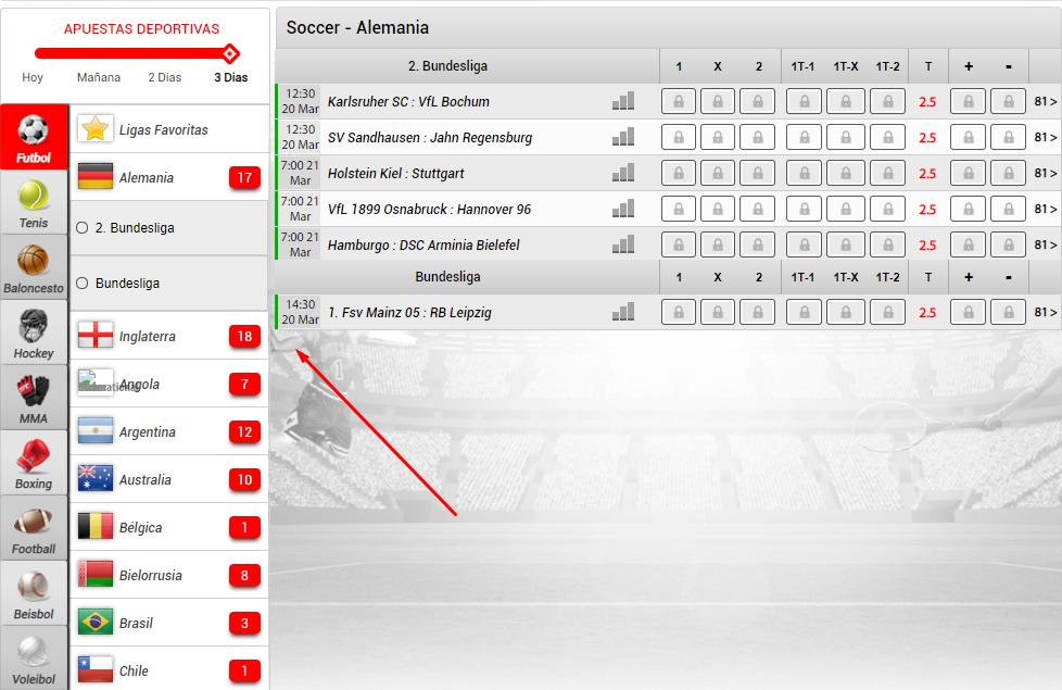 Aprende a apostar en Tinbet - Como registrarte, como hacer una apuesta, que tal es como opción, etc