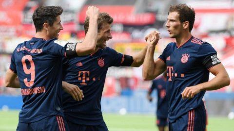 El Bayern quiere repetir un nuevo título de Bundesliga y esta fecha enfrenta al Gladbac. ¿Tendremos show de goles?