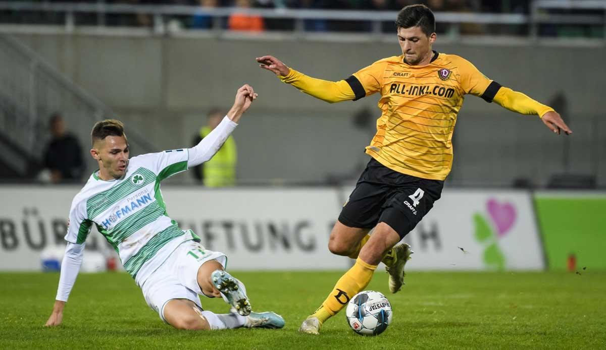 Greuther Fürth Dynamo Dresden