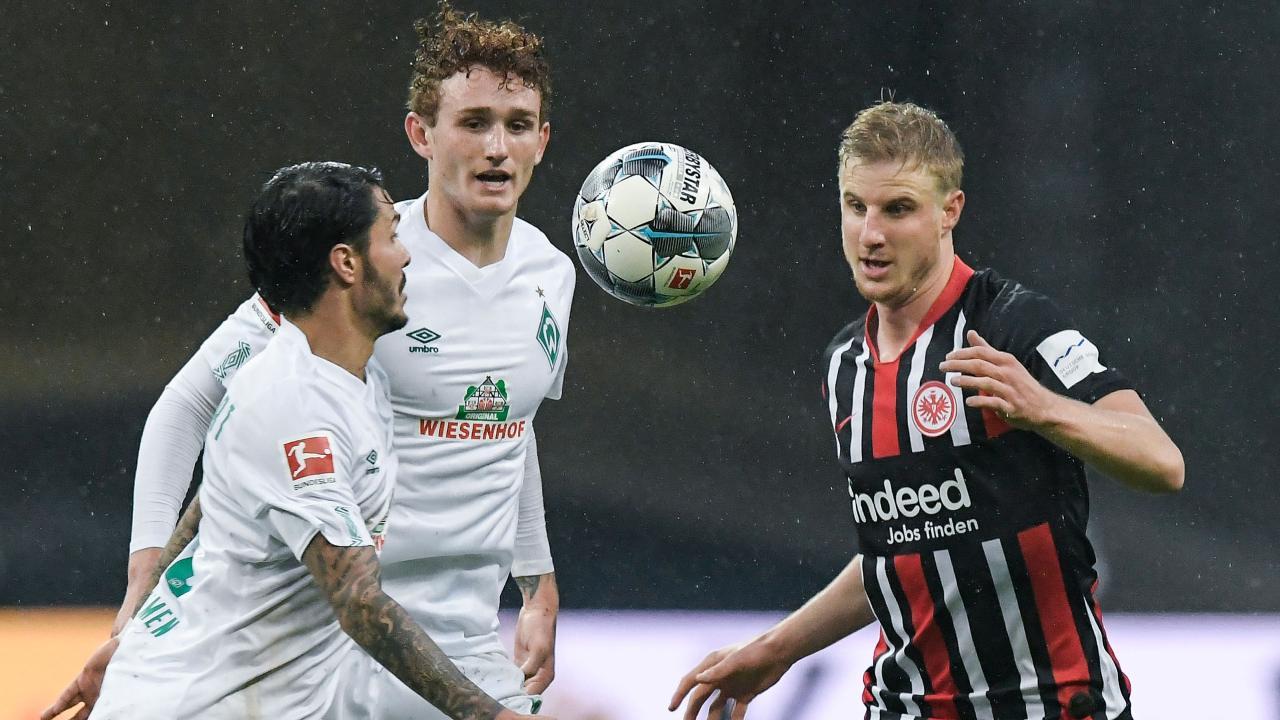Werder Bremen Gegen Eintracht Frankfurt