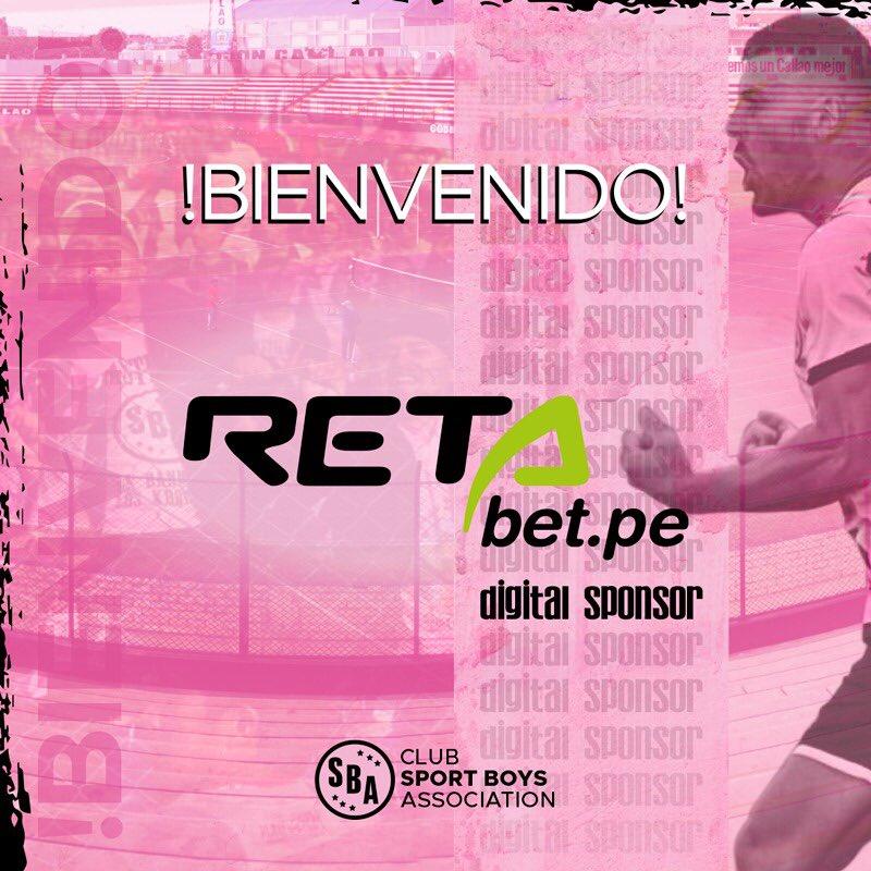 RETAbet es nuevo sponsor de Sport Boys > Conoce en que favorecerá esto al club, quién es RETAbet, etc..