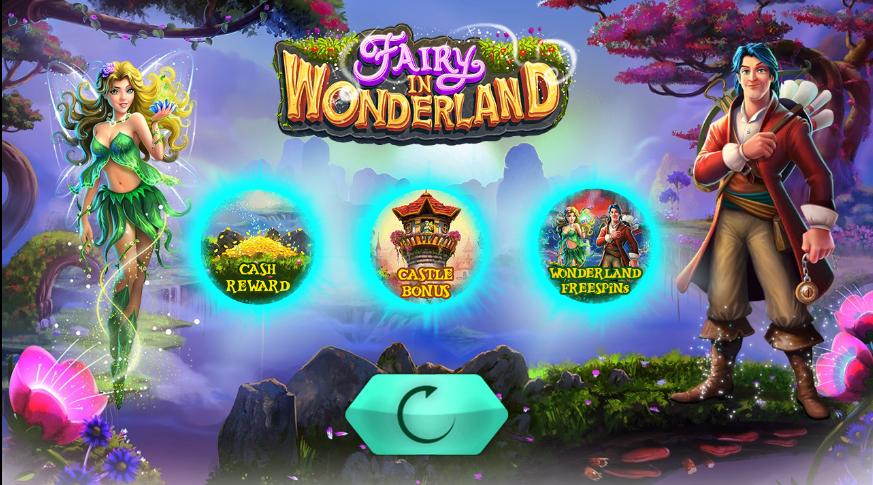 Slots clásicos de la semana en Meridianbet > Fairy in Wonderland