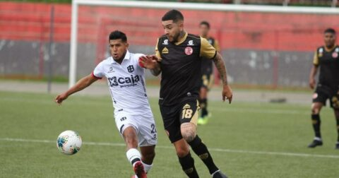 UTC - FBC Melgar: Liga1